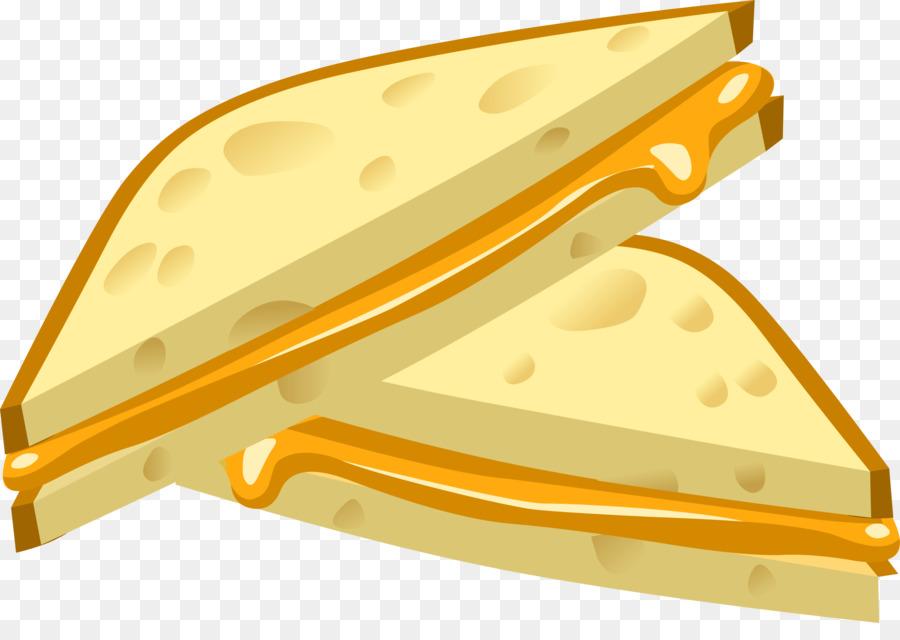 cheese sandwich clipart #5