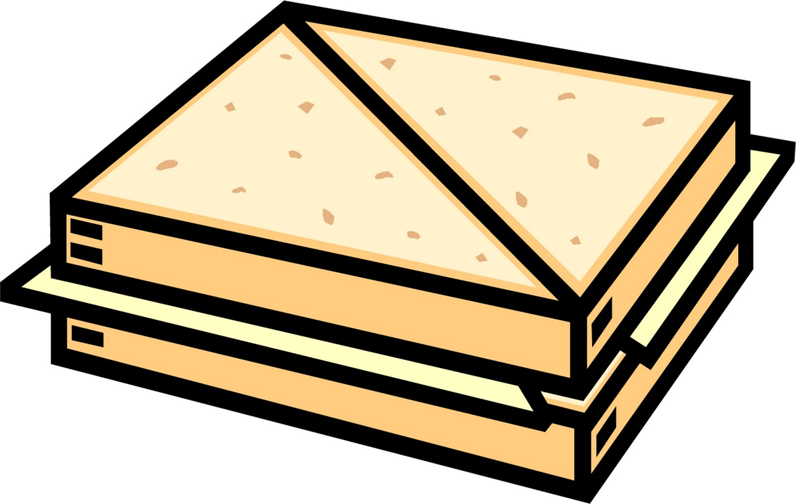 Images For Cheese Sandwich Clipart.