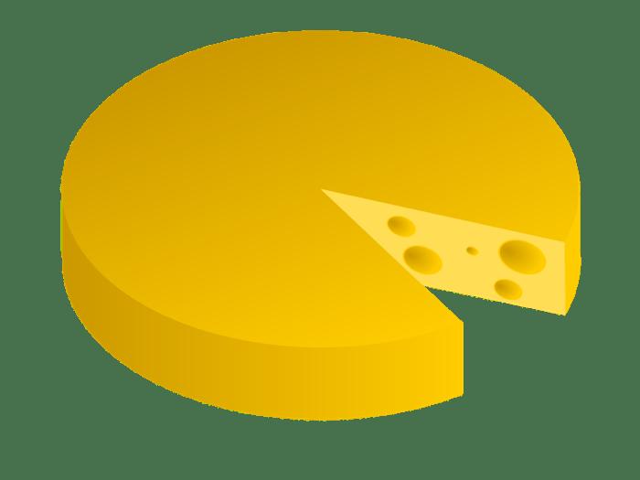 Cheese wheel clipart » Clipart Portal.