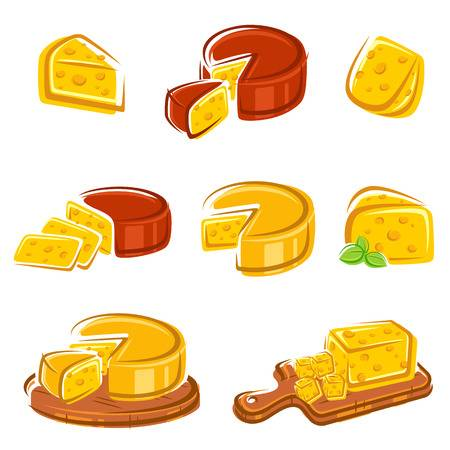 1,156 Cheese Wheel Stock Vector Illustration And Royalty Free Cheese.