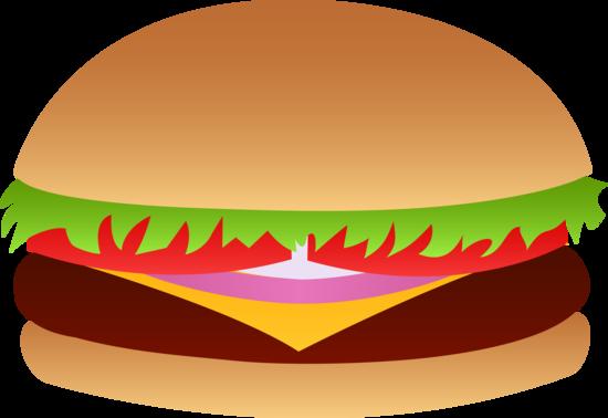 Cheeseburger cute burger clipart clipartfest.