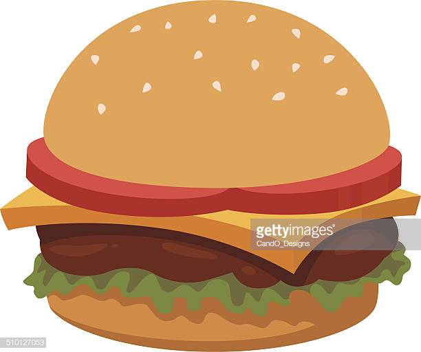 60 Top Hamburger Stock Illustrations, Clip art, Cartoons, & Icons.