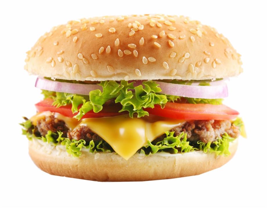 Cheeseburger Png.