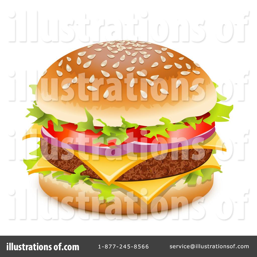 Cheeseburger Clipart #1083078.