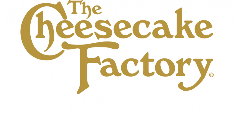 Cheesecake Factory tests smaller footprint with latest opening.