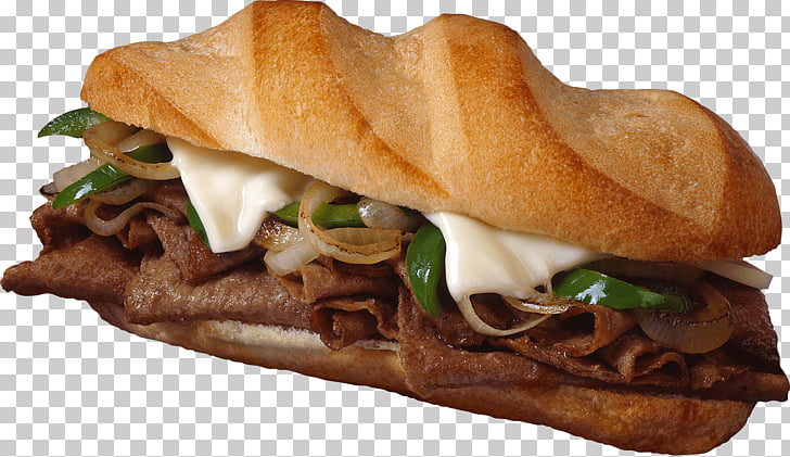 Submarine sandwich Cheesesteak Steak sandwich Hamburger.