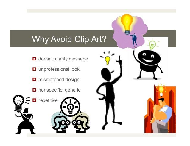 Stop Using Cheesy Clip.