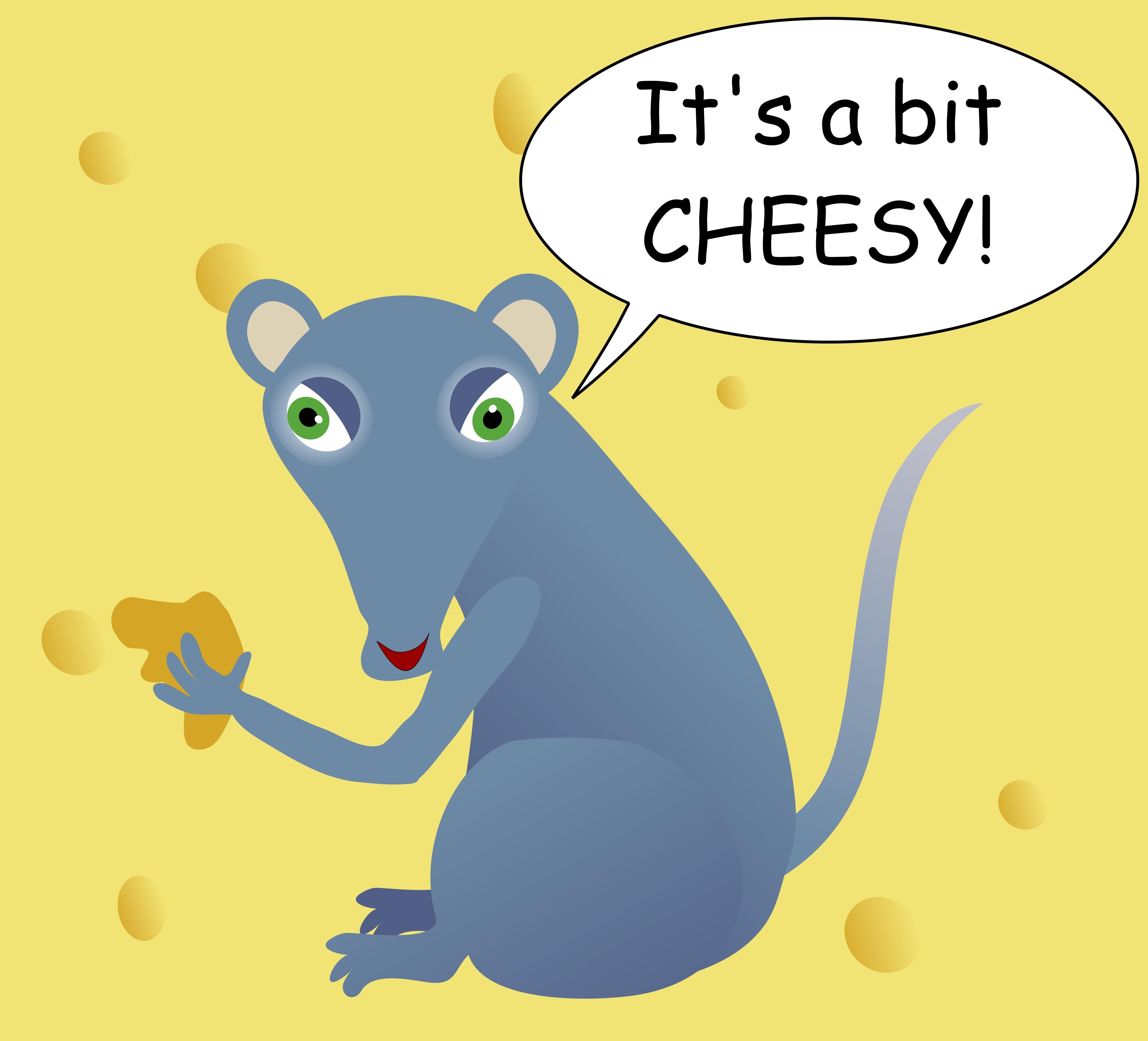 Cheesy Clipart.