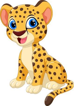 449 Baby Cheetah Stock Illustrations, Cliparts And Royalty Free Baby.
