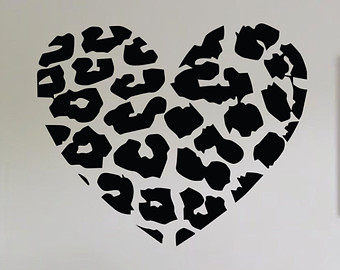 Free Cheetah Heart Cliparts, Download Free Clip Art, Free Clip Art.