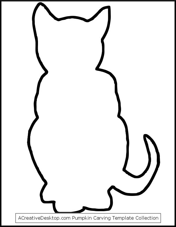 cheetah print pumpkin black and white clipart - Clipground