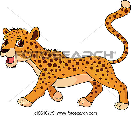 Cheetah Clip Art Vector Graphics. 1,871 cheetah EPS clipart vector.