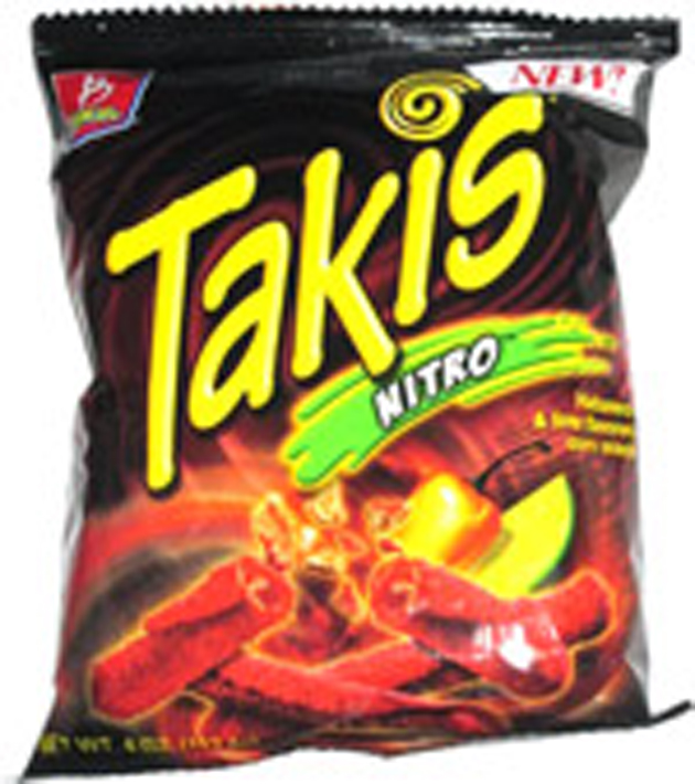 11 Snacks More Dangerous Sounding Than Flamin' Hot Cheetos.
