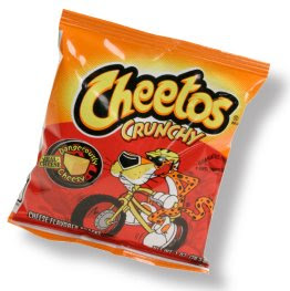 Is it Halal?: Mystery Animal Source in Cheetos.