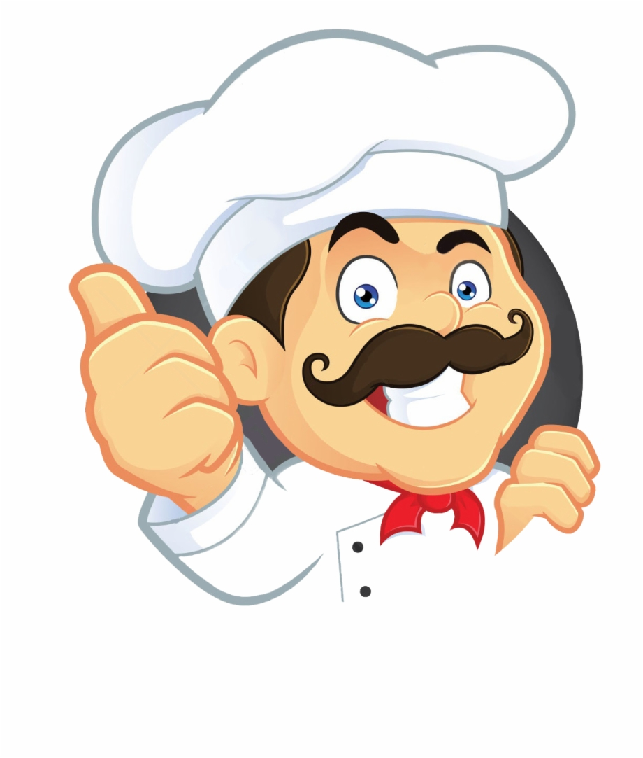 Chef Cartoon Free Download Png Hd Clipart.