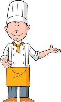 Free Chef 13 Clipart and Vector Graphics.