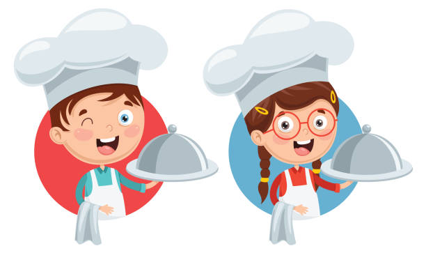 Best Chef Illustrations, Royalty.