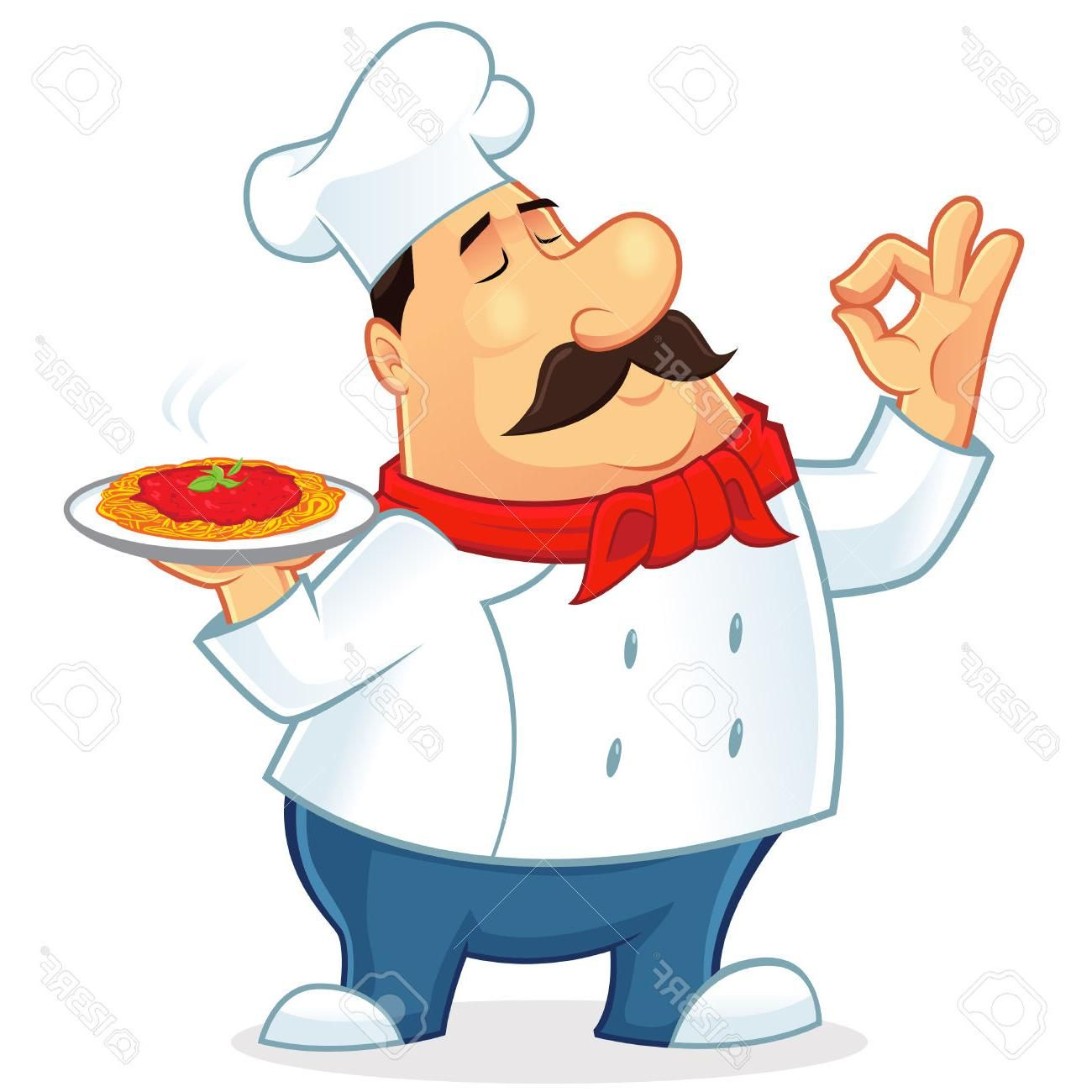 Italian Chef Clipart Free.