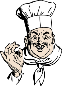 359 free clipart chef cooking.
