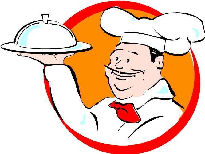 Chef Clipart.