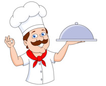 Cook clipart #6