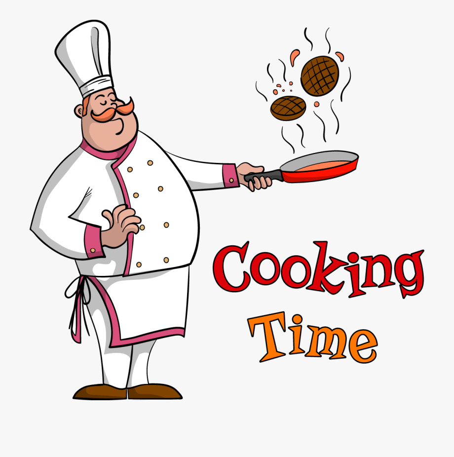 Cooking Food Frying Pan.