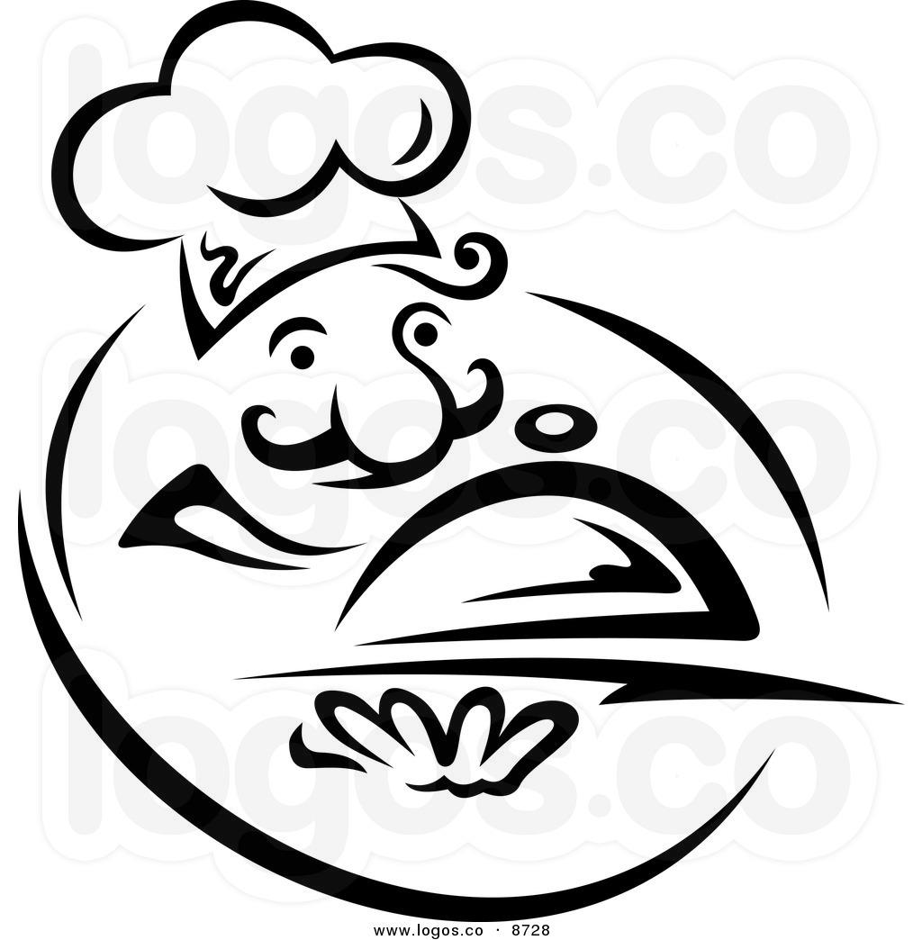 Chef Clipart Logo.