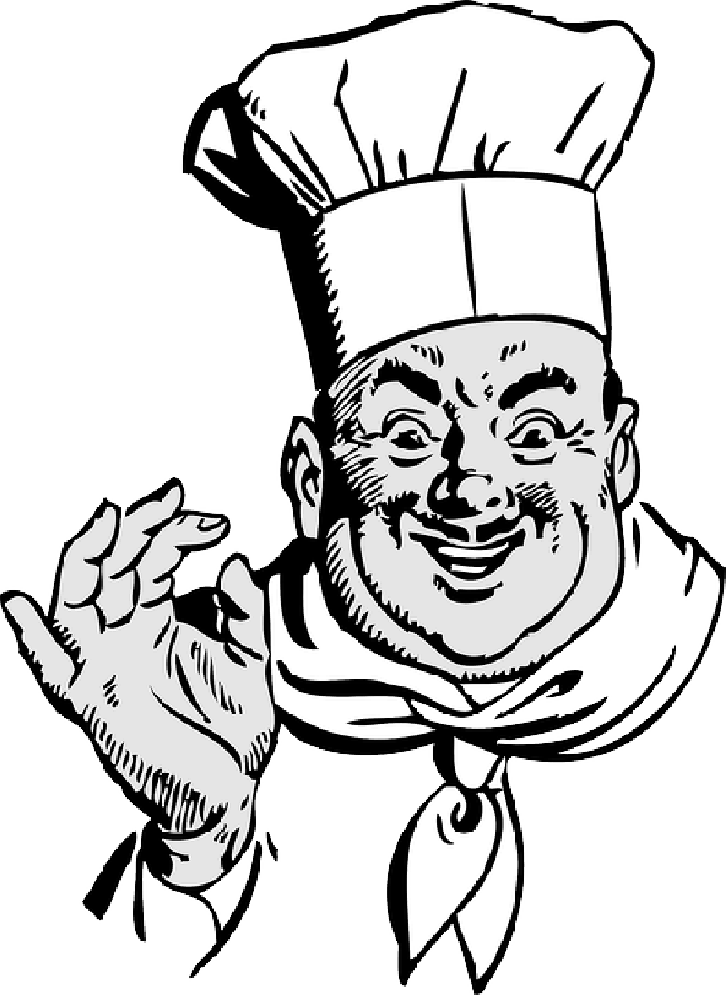 Black Chef Png Transparent Images Pluspng And.