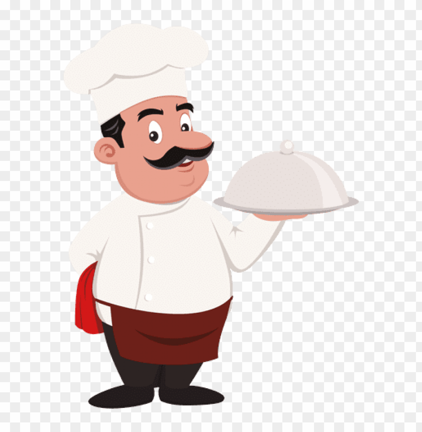 Download male chef clipart png photo.