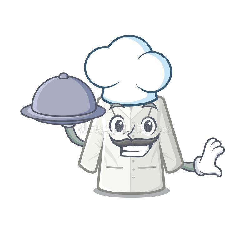 Chef Coat Stock Illustrations.