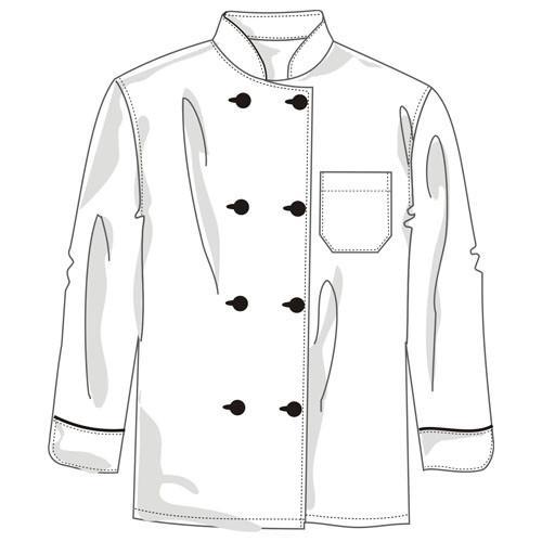 Chef Coat Clipart.