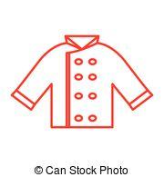 Chef coat Vector Clipart Illustrations. 196 Chef coat clip art.