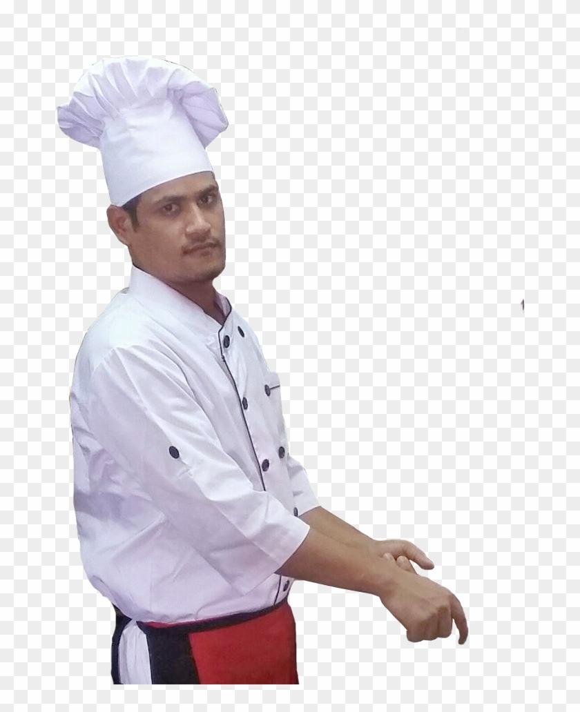 Man Cooking Png.