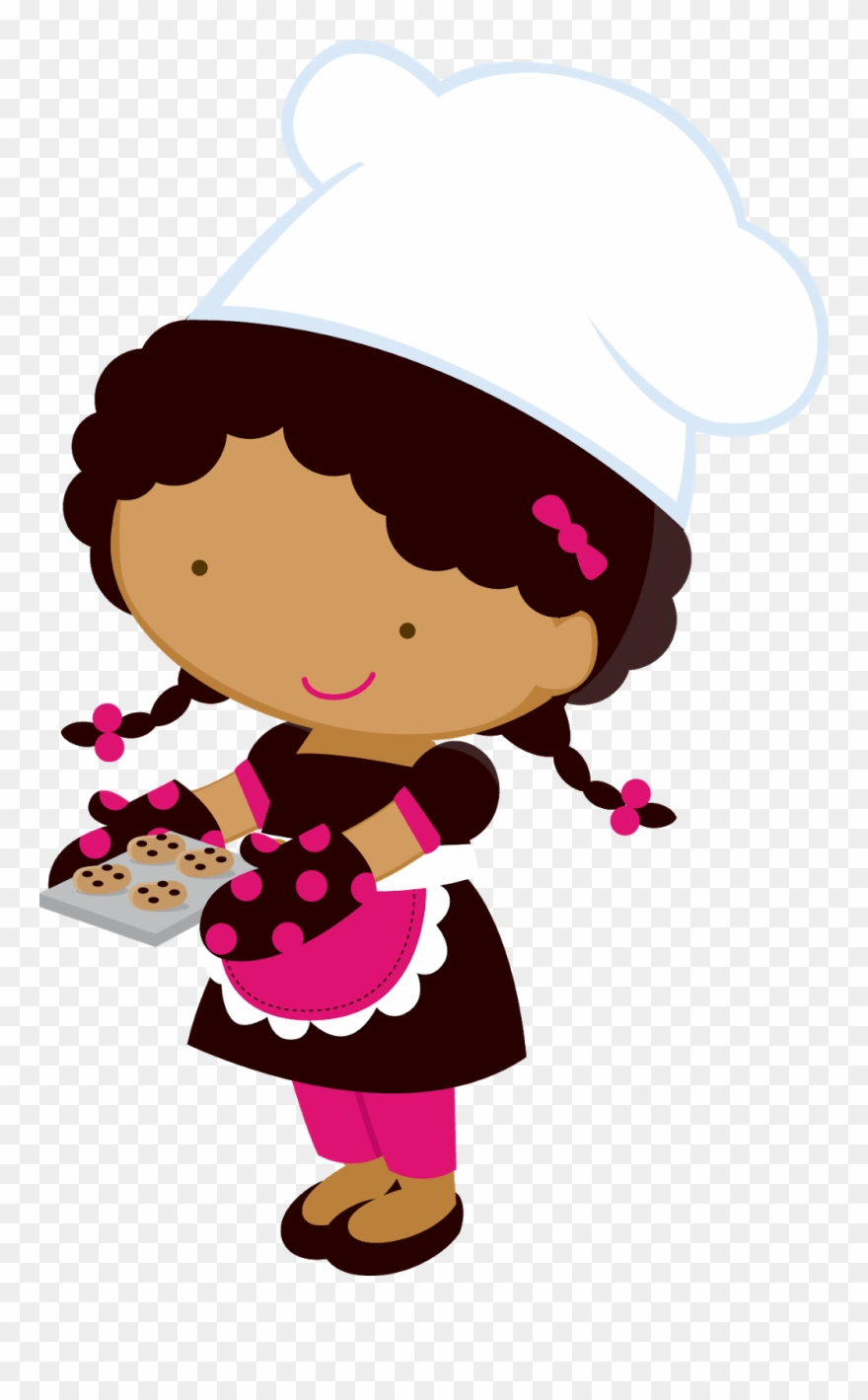 Image Royalty Free Collection Of Girl Chef Png High.
