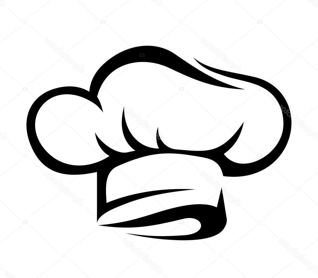 Chef Hat Silhouette at GetDrawings.com.