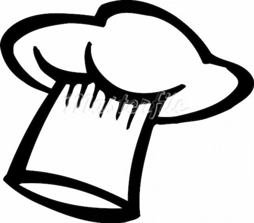 Chef hat cartoon clip art wikiclipart.