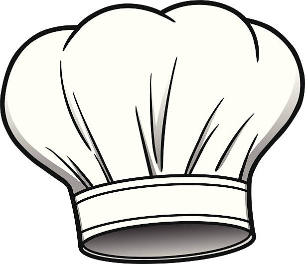 Best Chef's Hat Illustrations, Royalty.