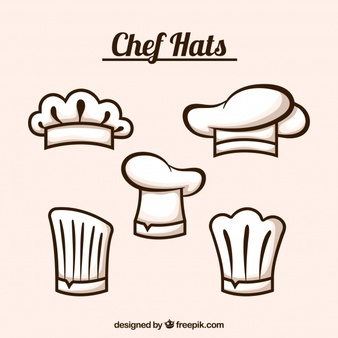 Chef Hat Vectors, Photos and PSD files.