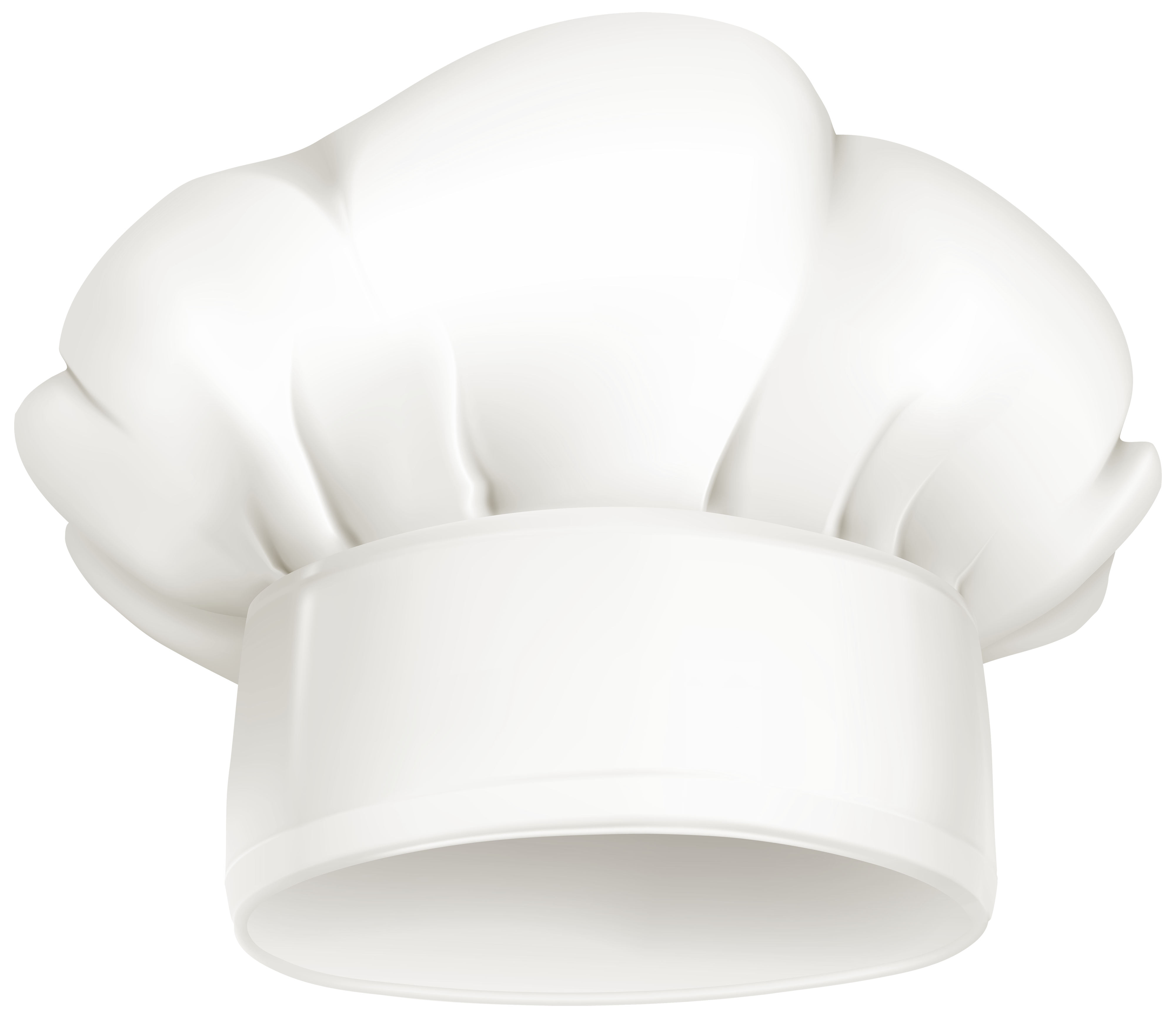 Chef Hat PNG Clipart Image.