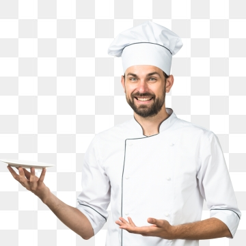 Chef Png, Vector, PSD, and Clipart With Transparent Background for.