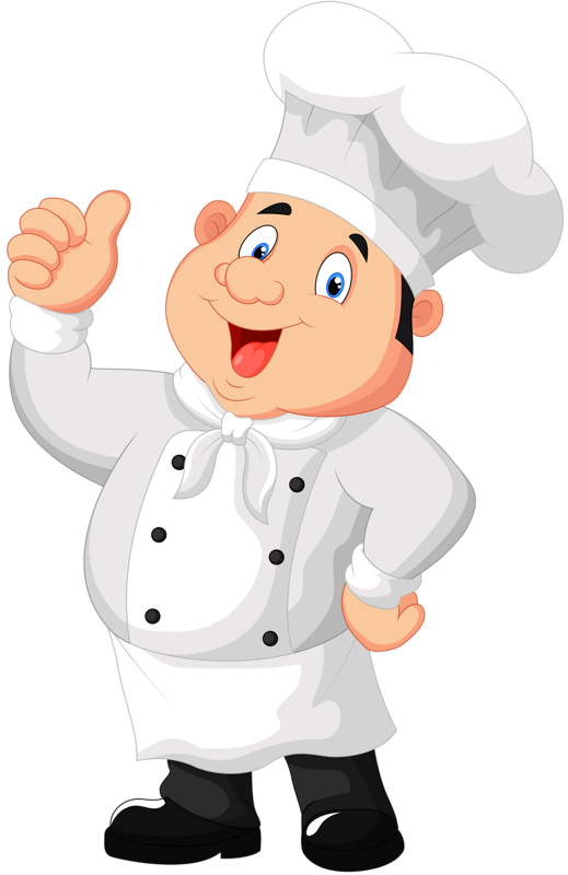 Chef PNG Transparent Images, Pictures, Photos.
