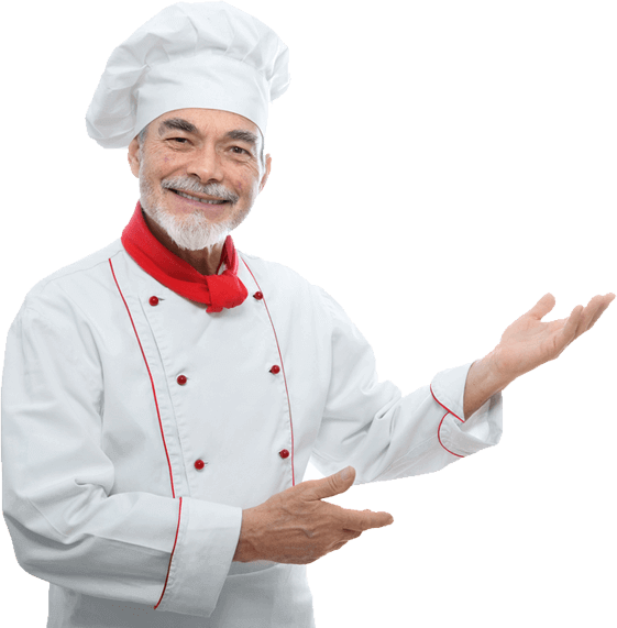 Chef PNG Image.