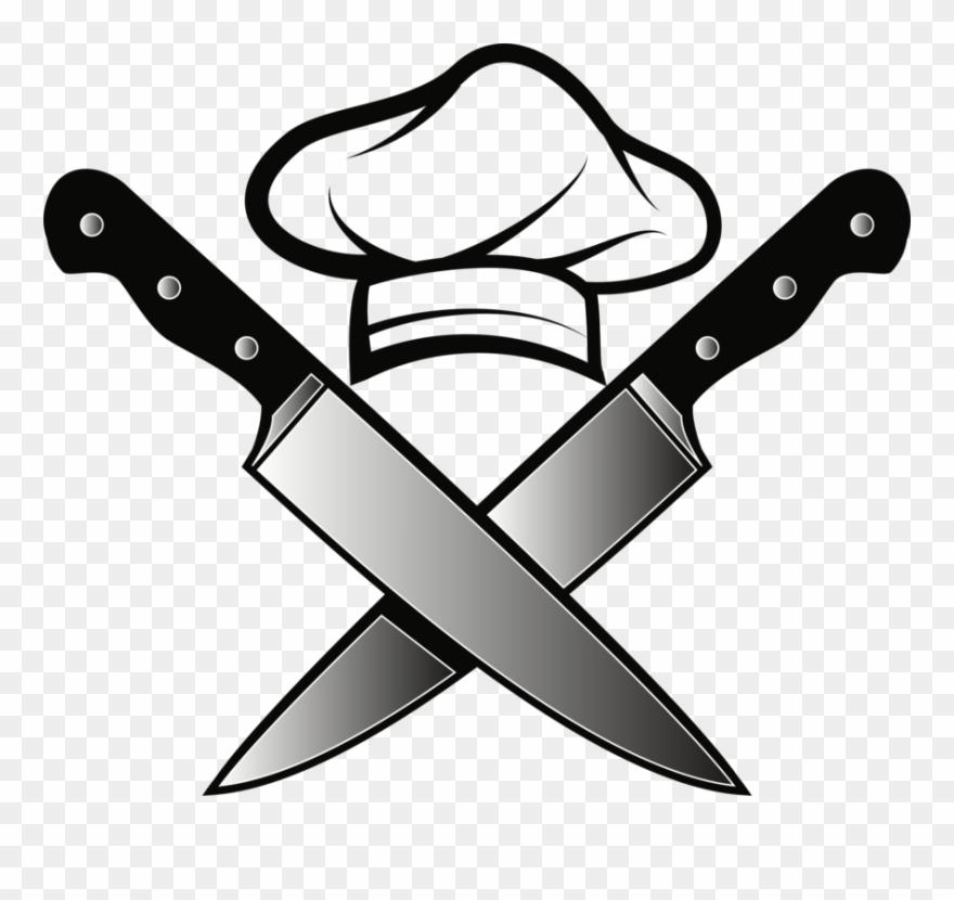 Chef Knife Clip Art.