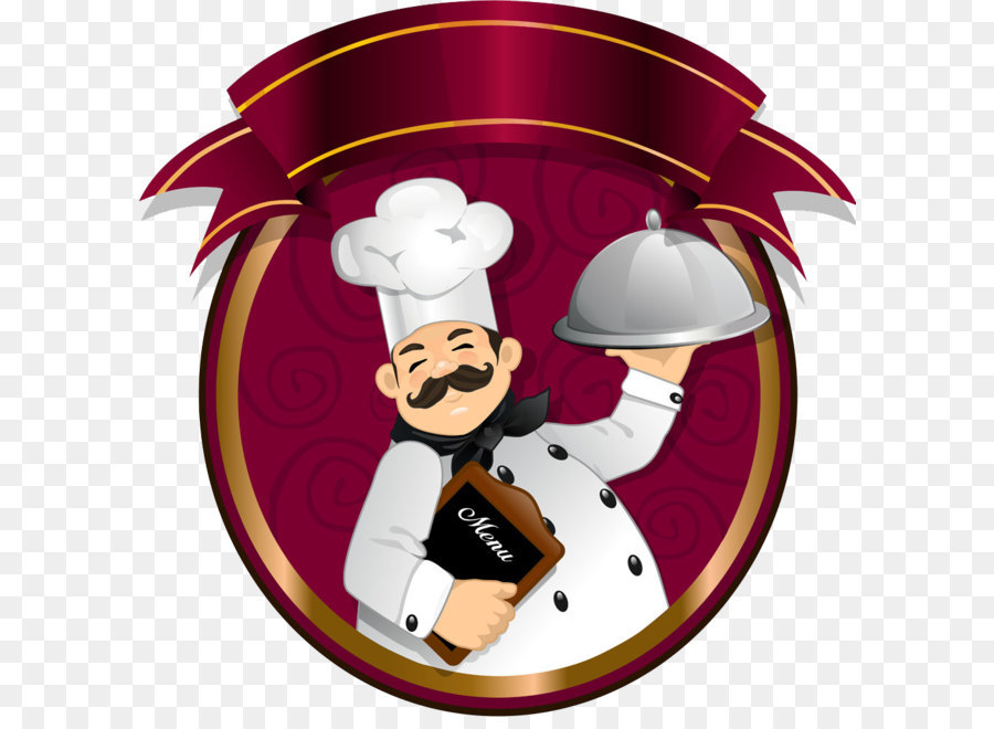Pizza Chef png download.