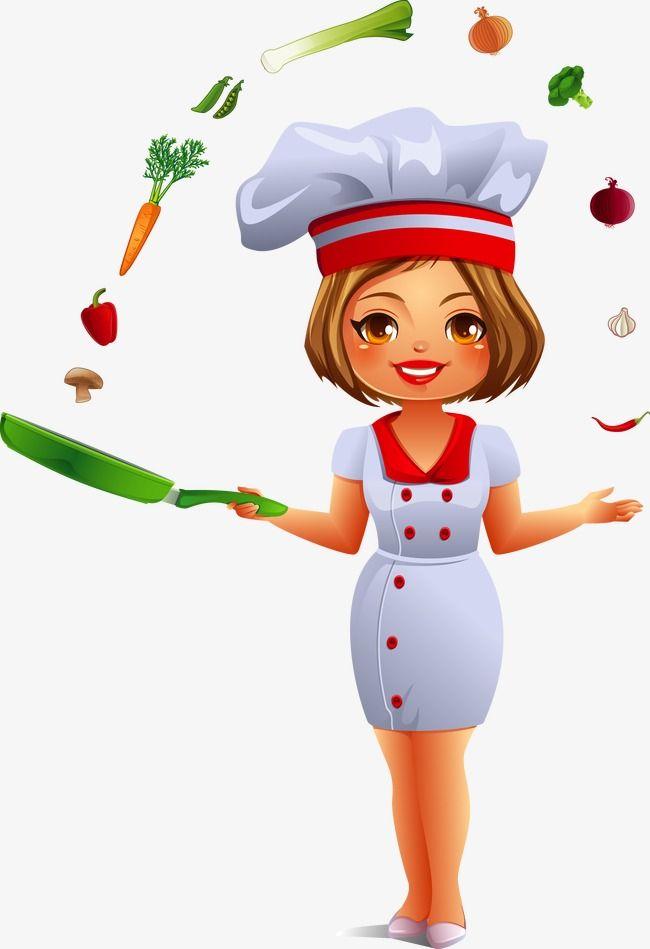 Cartoon Chef, Cartoon, Chef, Chef PNG An #328643.