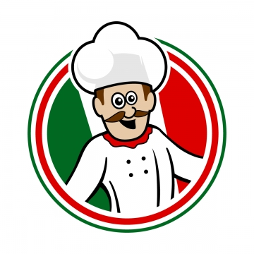 Italian Chef Png, Vector, PSD, and Clipart With Transparent.