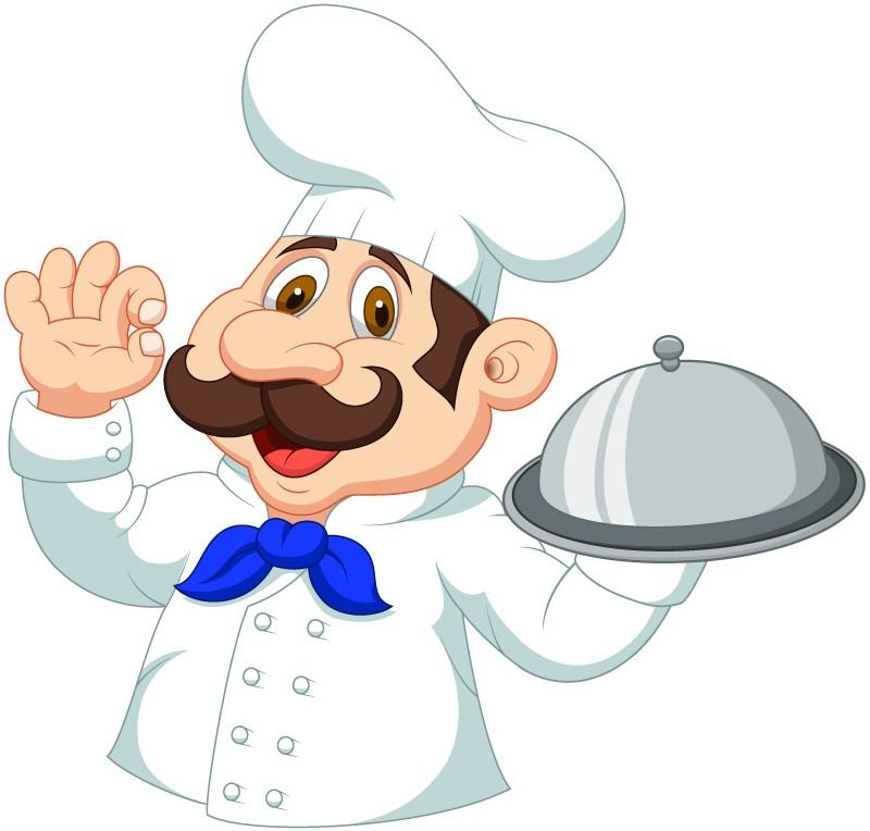 Cartoon Chef Vector Png Beautiful Free Chef Cartoon Download Free.