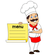 Free Chef Clipart Pictures.