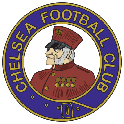 Chelsea crest clipart.