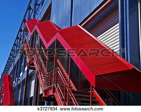 Stock Photo of Chelsea Piers k3727934.